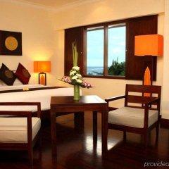 Отель Nikko Bali Benoa Beach Индонезия, Бали - отзывы, цены и фото номеров - забронировать отель Nikko Bali Benoa Beach онлайн комната для гостей фото 4