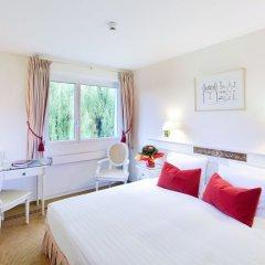 Отель Hôtel des Horlogers Швейцария, План-лез-Уат - 1 отзыв об отеле, цены и фото номеров - забронировать отель Hôtel des Horlogers онлайн комната для гостей фото 4