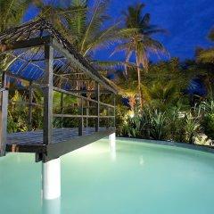 Отель Robinson Crusoe Island Фиджи, Вити-Леву - отзывы, цены и фото номеров - забронировать отель Robinson Crusoe Island онлайн бассейн фото 2