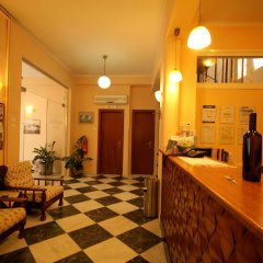 Mirabello Hotel сауна