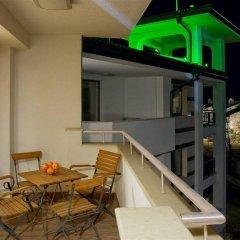 Отель Emerald Beach Resort & SPA Болгария, Равда - отзывы, цены и фото номеров - забронировать отель Emerald Beach Resort & SPA онлайн балкон