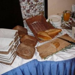 Dinc Hotel Чешме питание фото 3