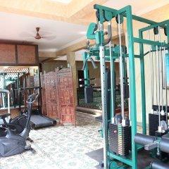 Отель Casa Severina Индия, Гоа - отзывы, цены и фото номеров - забронировать отель Casa Severina онлайн фитнесс-зал фото 3