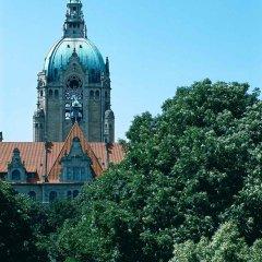 Отель Novotel Suites Hannover