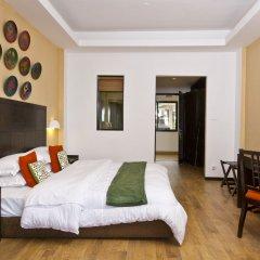 Отель Club Himalaya Непал, Нагаркот - отзывы, цены и фото номеров - забронировать отель Club Himalaya онлайн комната для гостей фото 2