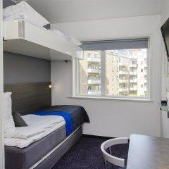 Отель CABINN City Hotel Дания, Копенгаген - 5 отзывов об отеле, цены и фото номеров - забронировать отель CABINN City Hotel онлайн комната для гостей фото 3