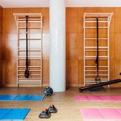 Отель Malcom and Barret Валенсия фитнесс-зал фото 4