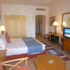 Отель Strand Beach and Golf Taba Heights комната для гостей