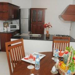 Отель White Villa Resort Aungalla в номере