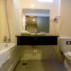 Hong Vy 1 Hotel ванная фото 2