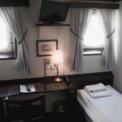 Отель Mälardrottningen Стокгольм удобства в номере