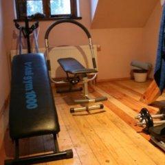 Отель Eglaines фитнесс-зал фото 3