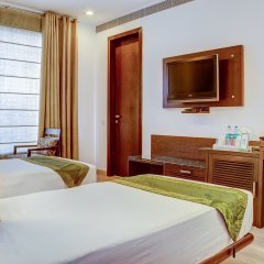 Отель Treebo Tryst Amber комната для гостей фото 5