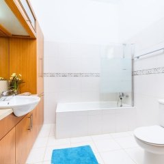 Отель Villa Greco Mare ванная