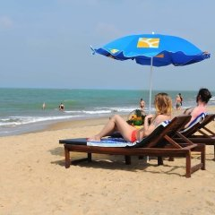 Отель Ocean View Guesthouse пляж фото 2