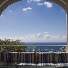 Отель Capri Tiberio Palace Капри балкон