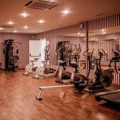 Гостиница Рамада Алматы фитнесс-зал фото 2