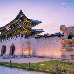 Отель G Guesthome Itaewon - Seoul Южная Корея, Сеул - отзывы, цены и фото номеров - забронировать отель G Guesthome Itaewon - Seoul онлайн