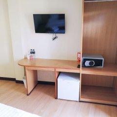 Апартаменты Studio Central Pattaya By Icheck Inn Паттайя сейф в номере