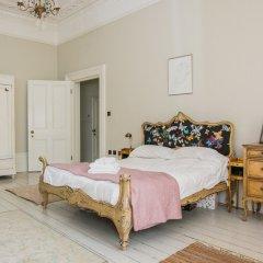 Апартаменты 1 Bedroom Apartment in Belsize Park комната для гостей фото 5
