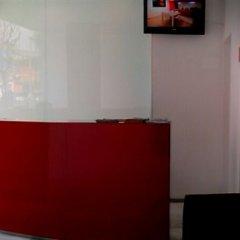 Отель Filadelfia Suites Hotel Boutique Мексика, Мехико - отзывы, цены и фото номеров - забронировать отель Filadelfia Suites Hotel Boutique онлайн интерьер отеля фото 3