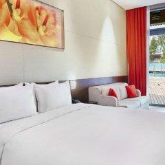 Resorts World Sentosa - Festive Hotel комната для гостей фото 5
