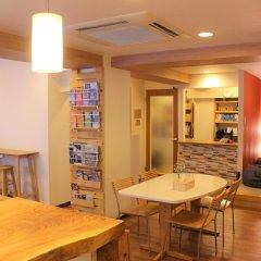 Отель K's House Tokyo Токио гостиничный бар