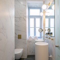 Отель A77 Suites By Andronis Афины ванная