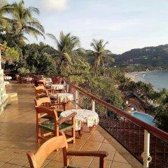 Отель Catalina Beach Resort Сиуатанехо питание