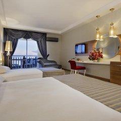 Justiniano Deluxe Resort Турция, Окурджалар - отзывы, цены и фото номеров - забронировать отель Justiniano Deluxe Resort онлайн комната для гостей фото 4