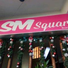 Отель LSM Square Residence Филиппины, остров Боракай - отзывы, цены и фото номеров - забронировать отель LSM Square Residence онлайн парковка