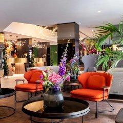 Отель NH Collection Amsterdam Flower Market Нидерланды, Амстердам - отзывы, цены и фото номеров - забронировать отель NH Collection Amsterdam Flower Market онлайн интерьер отеля
