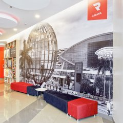 Отель Red Planet Aseana City, Manila интерьер отеля фото 3