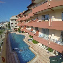 Highlife Apartments Турция, Мармарис - 1 отзыв об отеле, цены и фото номеров - забронировать отель Highlife Apartments онлайн бассейн фото 2