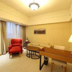 Отель Aurum International Hotel Xi'an Китай, Сиань - отзывы, цены и фото номеров - забронировать отель Aurum International Hotel Xi'an онлайн удобства в номере фото 2