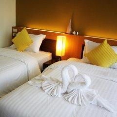 Отель Breezotel Стандартный номер с различными типами кроватей