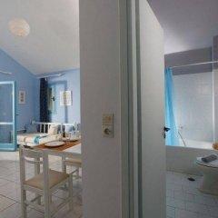 Отель Piskopiano Village Греция, Арханес-Астерусия - отзывы, цены и фото номеров - забронировать отель Piskopiano Village онлайн ванная
