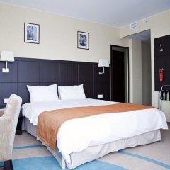 Гостиница Балтия 3* Улучшенный номер двуспальная кровать фото 2