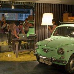 Отель Chic & Basic Ramblas Барселона городской автобус
