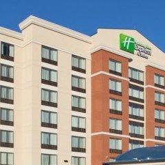 Отель Holiday Inn Express Hotel & Suites Columbus Univ Area - Osu США, Колумбус - отзывы, цены и фото номеров - забронировать отель Holiday Inn Express Hotel & Suites Columbus Univ Area - Osu онлайн с домашними животными
