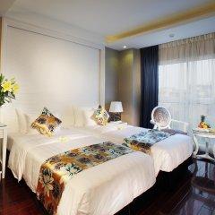 Golden Silk Boutique Hotel комната для гостей