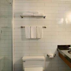 Отель Hilton Québec Канада, Квебек - отзывы, цены и фото номеров - забронировать отель Hilton Québec онлайн ванная