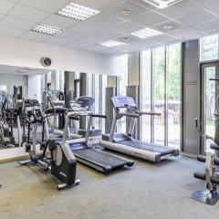 Отель Rixwell Elefant Рига фитнесс-зал фото 4