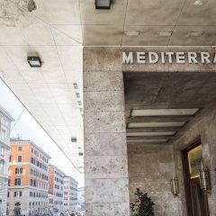 Отель Bettoja Mediterraneo городской автобус