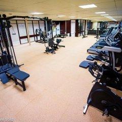 Scandic Lillehammer Hotel фитнесс-зал