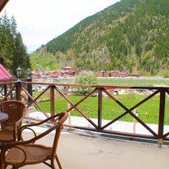 Ada Bungalow Hotel Турция, Узунгёль - отзывы, цены и фото номеров - забронировать отель Ada Bungalow Hotel онлайн балкон