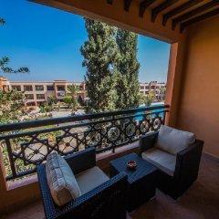 Zalagh Kasbah Hotel and Spa балкон