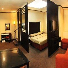 Отель Casa Bocobo Hotel Филиппины, Манила - отзывы, цены и фото номеров - забронировать отель Casa Bocobo Hotel онлайн комната для гостей фото 5