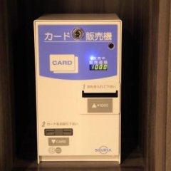 Отель Sunroute Ginza Япония, Токио - отзывы, цены и фото номеров - забронировать отель Sunroute Ginza онлайн сейф в номере