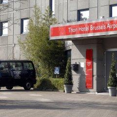 Thon Hotel Brussels Airport городской автобус